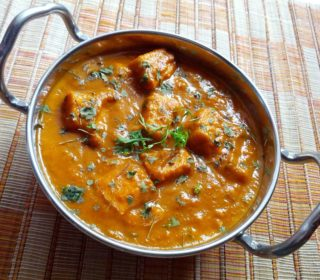 butter chicken masala