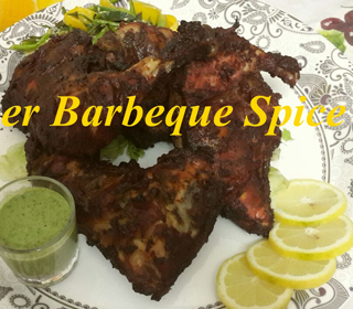 Pepper Barbeque Masala